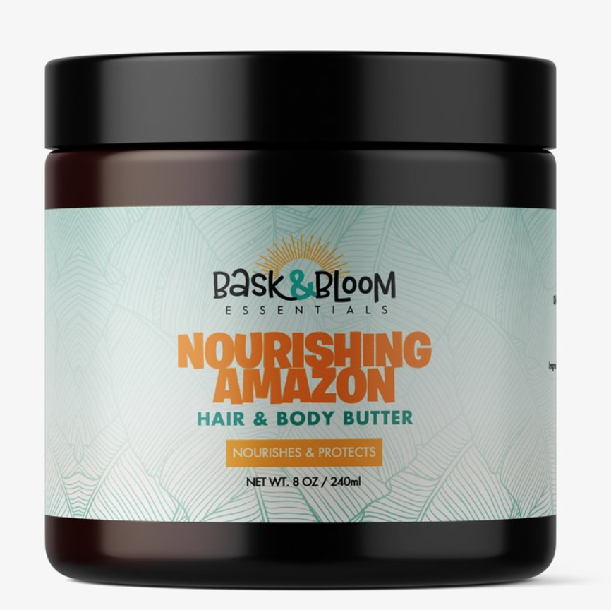 Bask and Bloom Amazon Body Butter