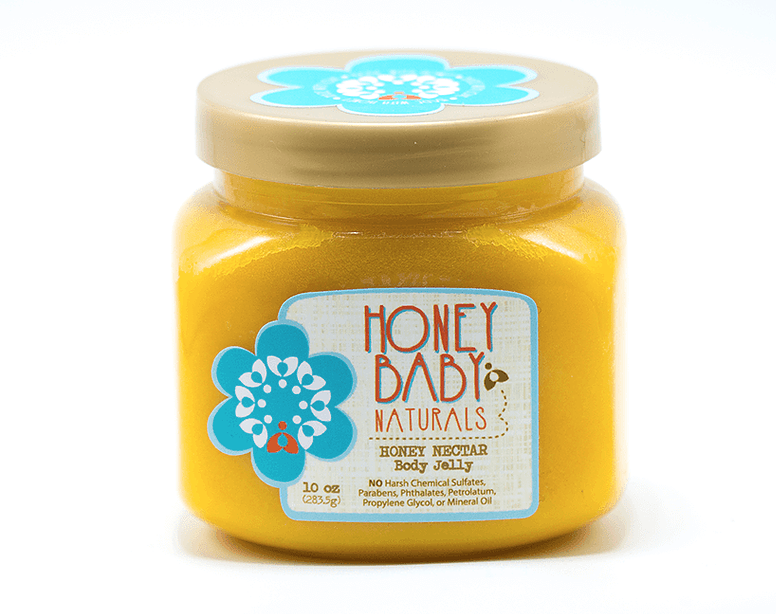 Honey Baby Naturals Nectar Body Jelly Review - ClassyCurlies