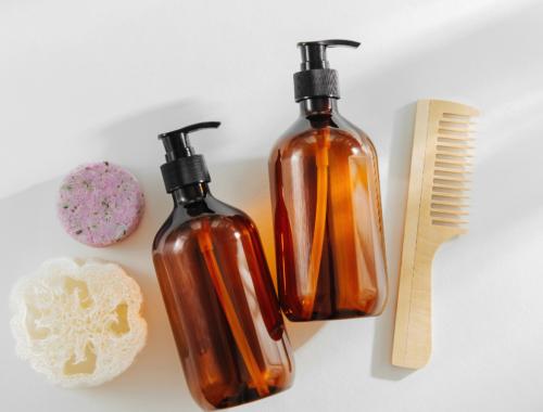 tea tree jojoba diy shampoo for scalp and dandruff
