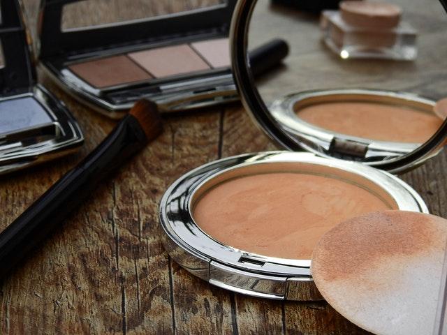 wearing makeup daily